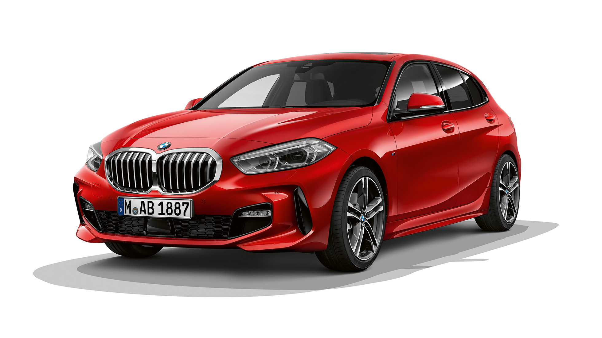 Bmw 1 Series 5 Door Models Engines And Technical Data