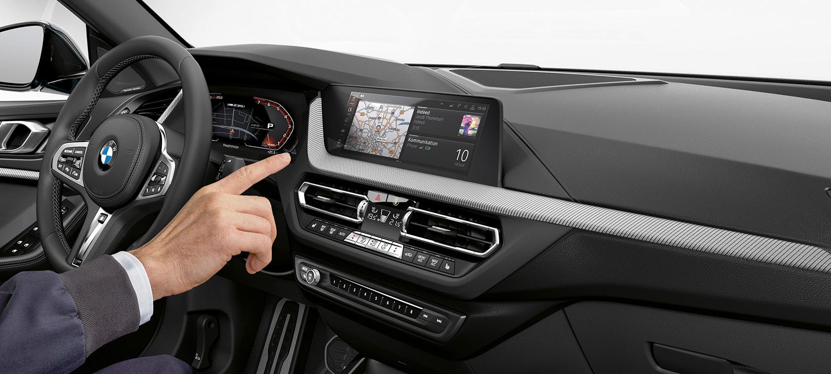 BMW 2 Series Gran Coupé: Models & Equipment | bmw.com.sg