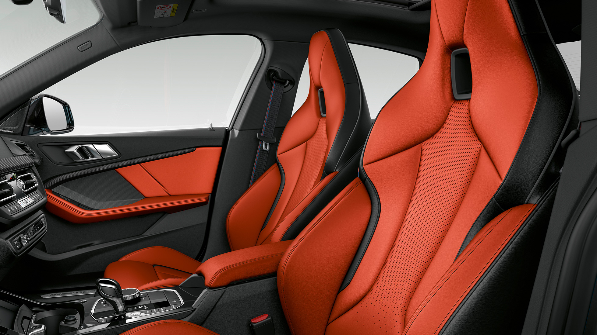 Premium interior BMW M235i xDrive Gran Coupé 2020 F44 interior