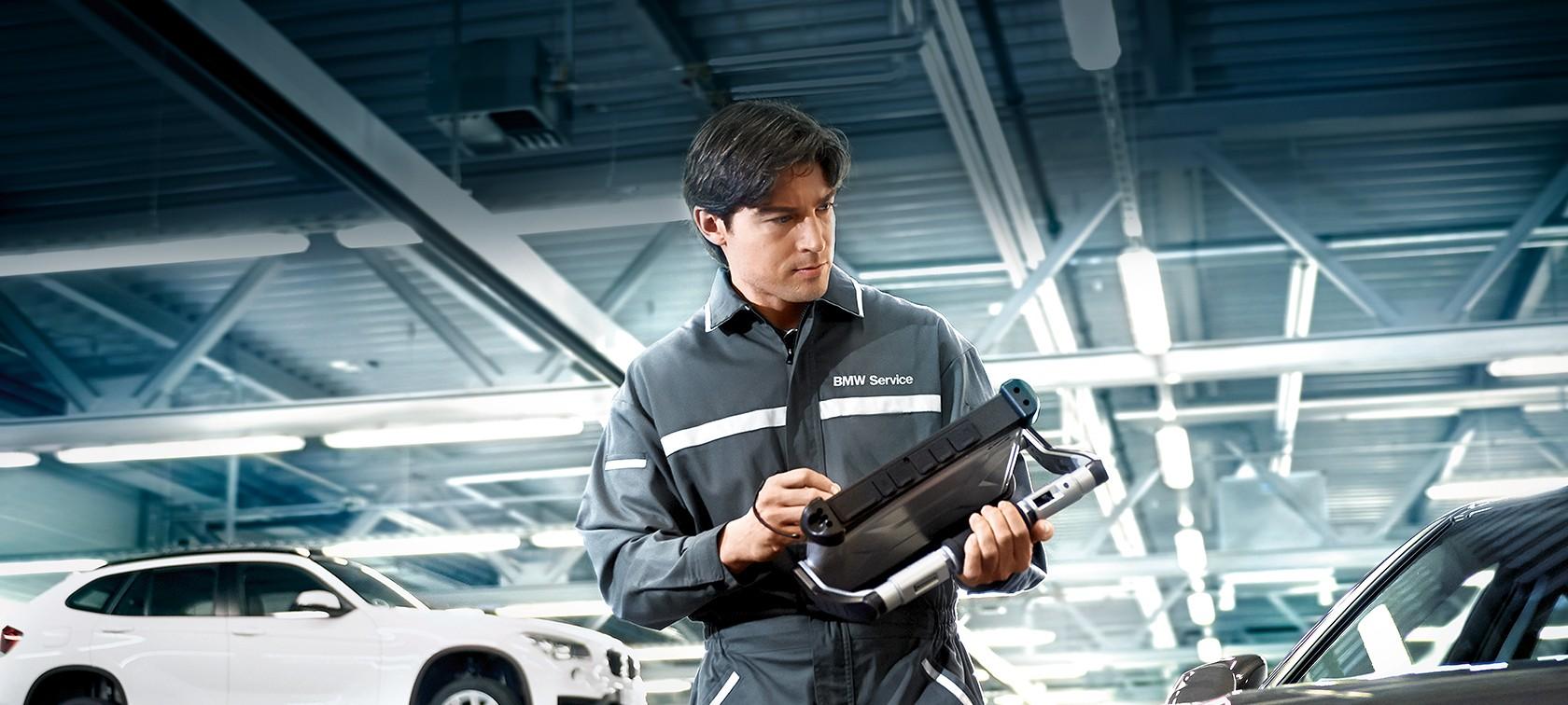 BMW Car Service Centre Singapore